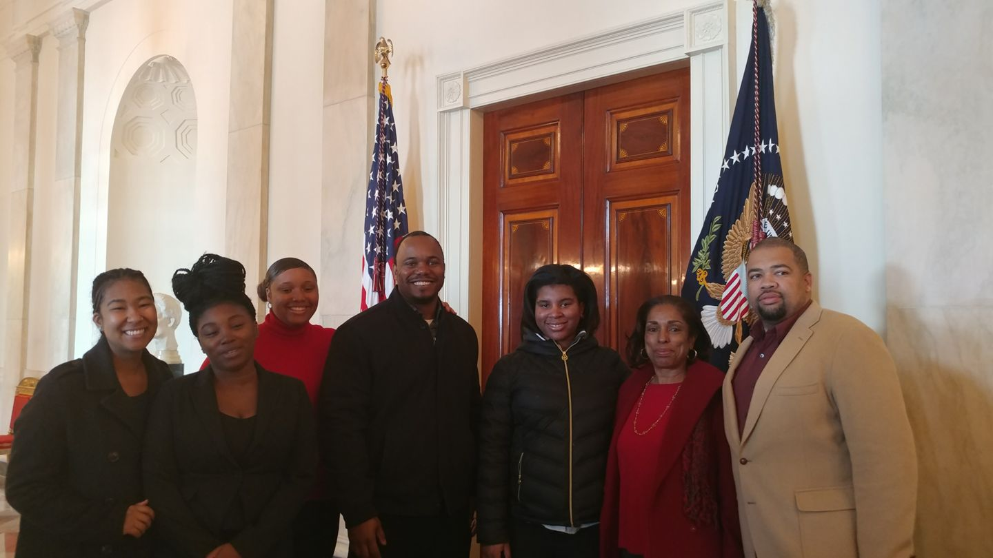 SOULL visits the White House