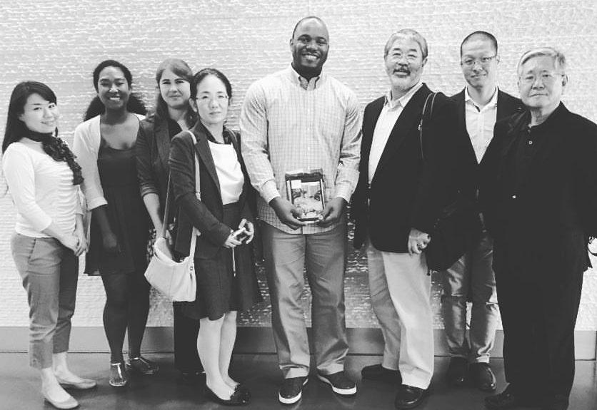 Japanese professors visit SOUL