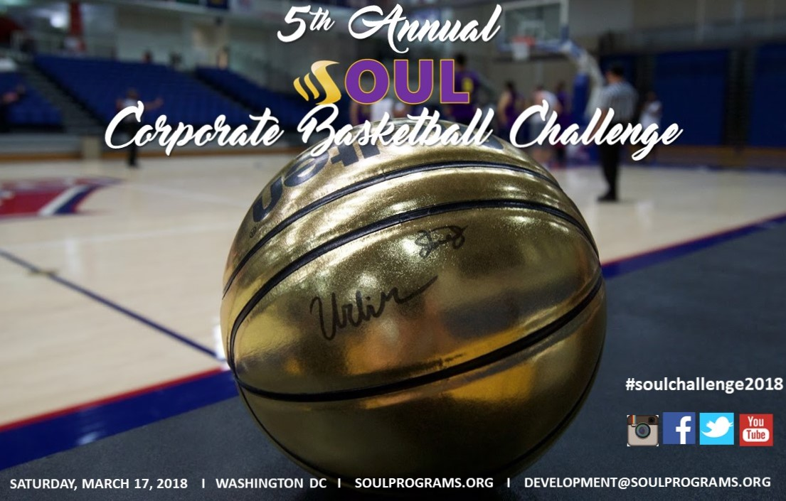 5th Annual SOUL Corporate Basketball Challenge
